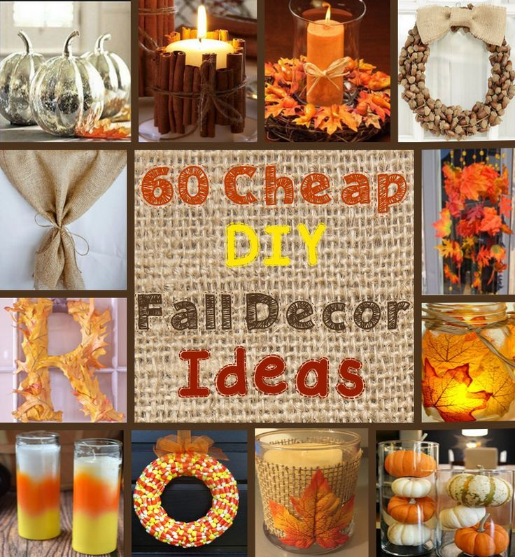 Best 25 Autumn Decorations Ideas On Pinterest Fall This Month