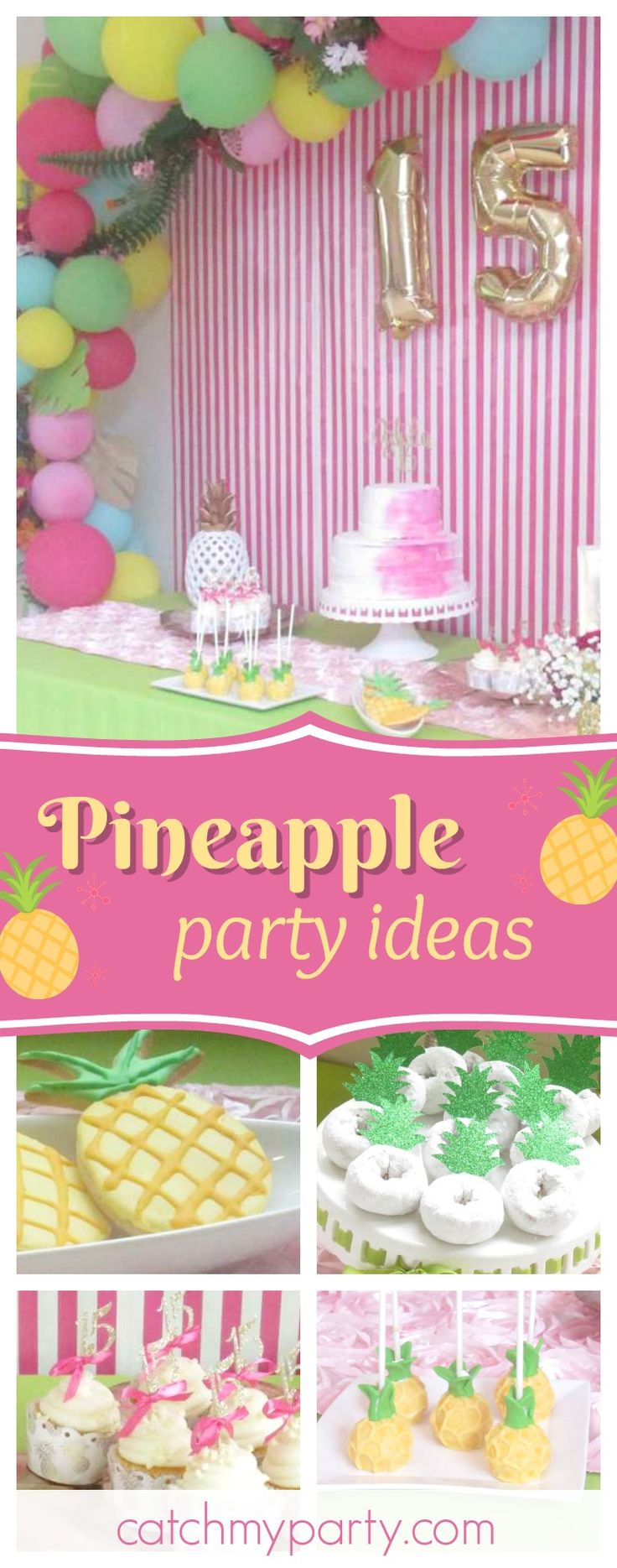 Best 25 15Th Birthday Decorations Ideas On Pinterest This Month