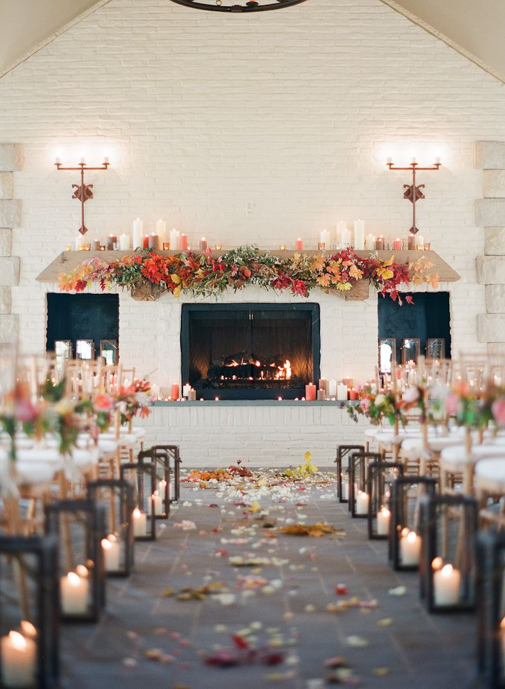 Best 25 Wedding Aisle Candles Ideas On Pinterest Winter This Month