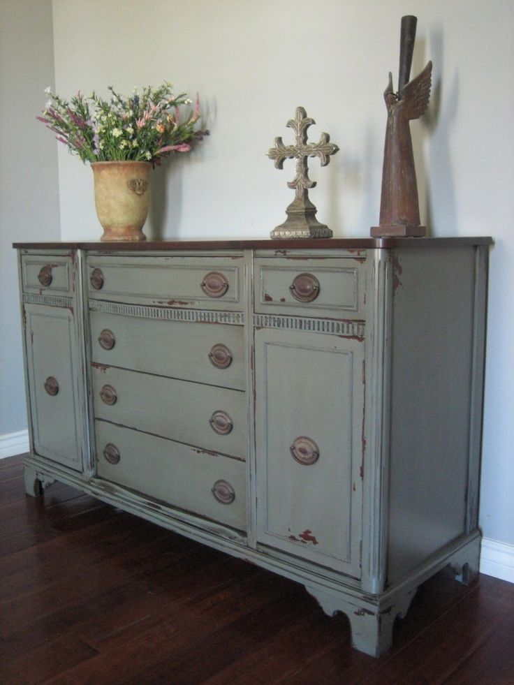 Best 25 Gray Painted Dressers Ideas On Pinterest Grey This Month