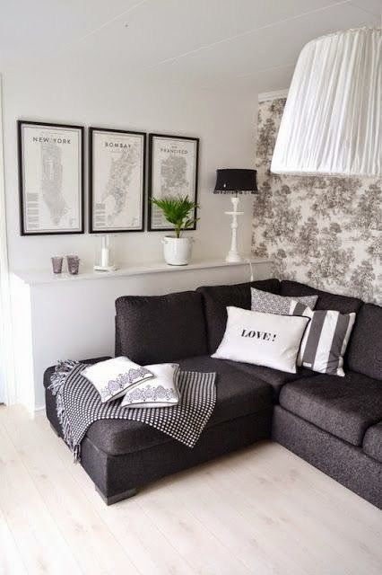 Best 25 Wall Behind Couch Ideas On Pinterest Small This Month