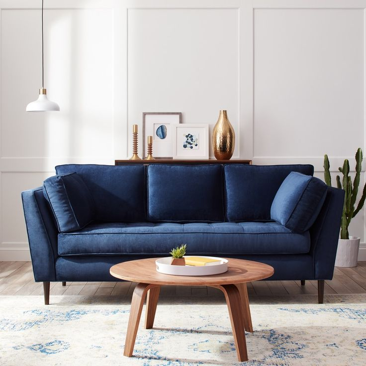 Best 25 Navy Sofa Ideas On Pinterest Navy Couch Blue This Month
