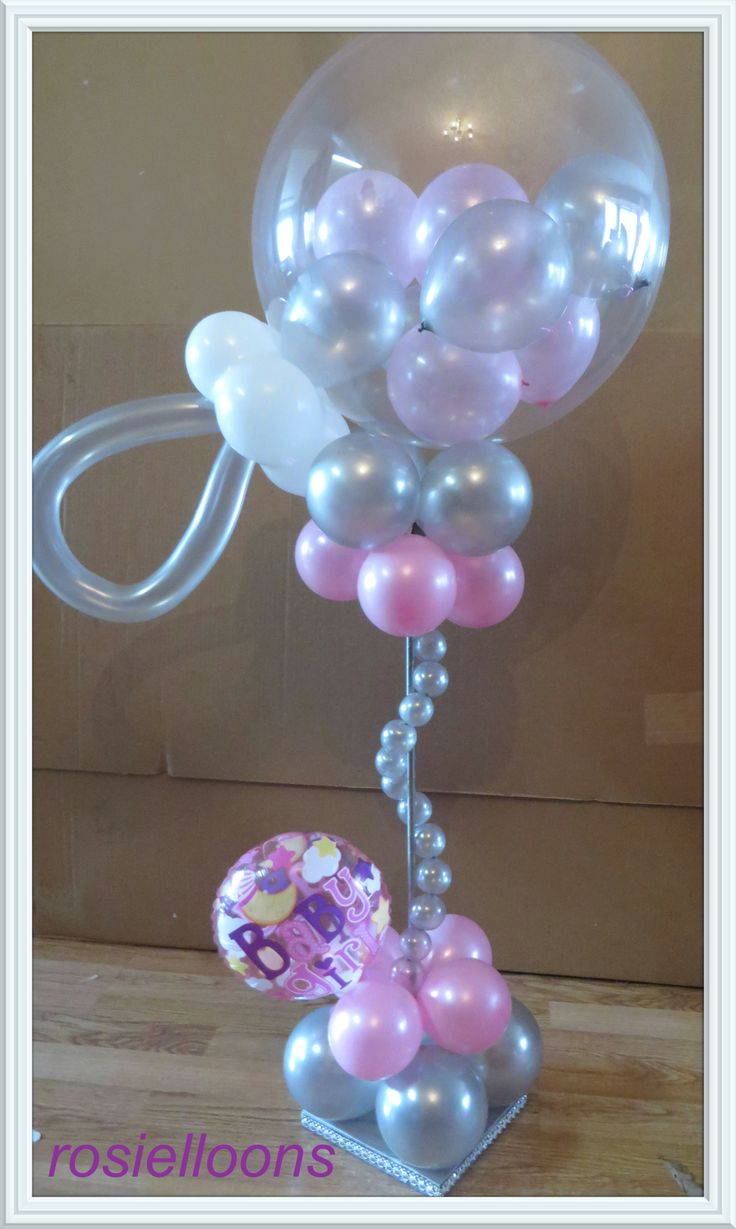 Best 319 Best Balloon Table Center Piece Images On Pinterest This Month