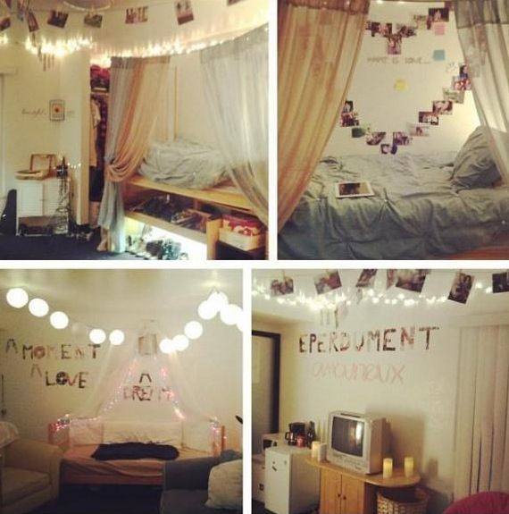 Best Finding A Way To Drape Sheets From The Ceiling To Create A This Month