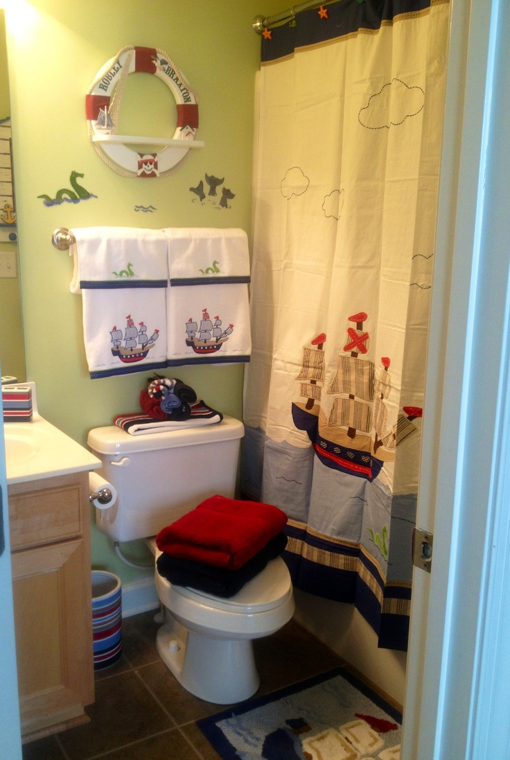 Best 25 Boys Bathroom Themes Ideas On Pinterest This Month