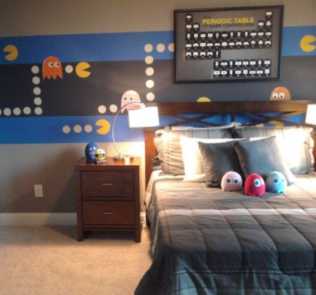 Best 25 Gamer Bedroom Ideas On Pinterest Gaming Rooms This Month