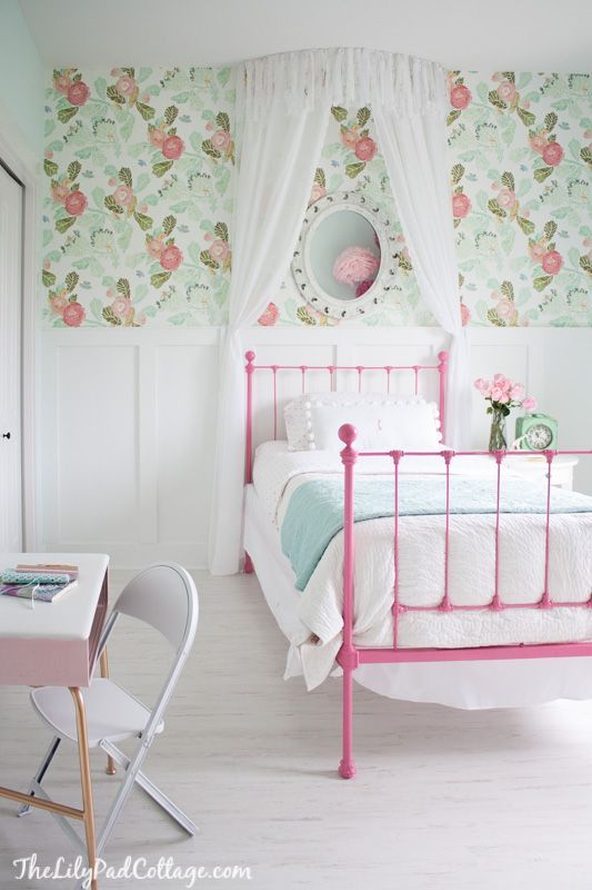 Best Big Girl Bedroom Part 2 Diy Home Decor Ideas Big This Month