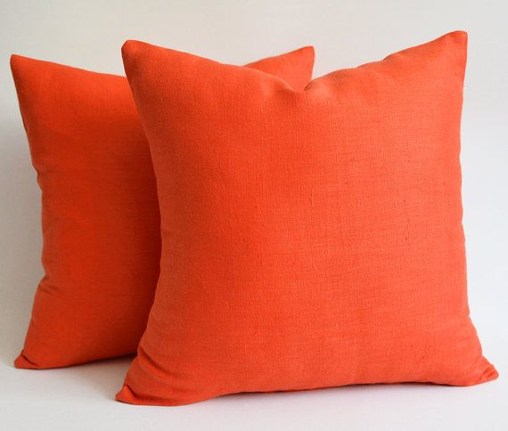 Best Orange Pillows For Sofa Top Decorative Pillows Couch With This Month