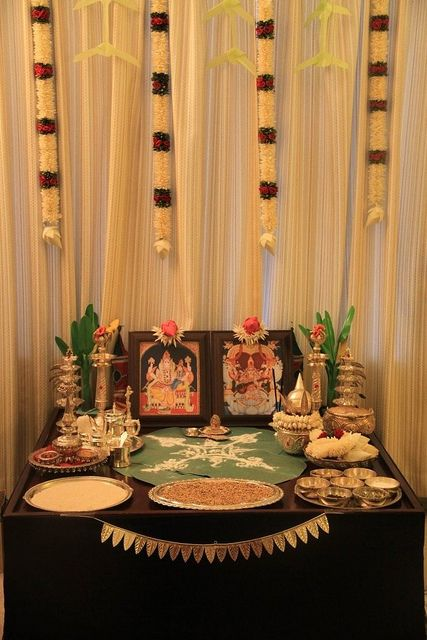 Best 19 Best Varalakshmi Pooja Decoration Images On Pinterest This Month