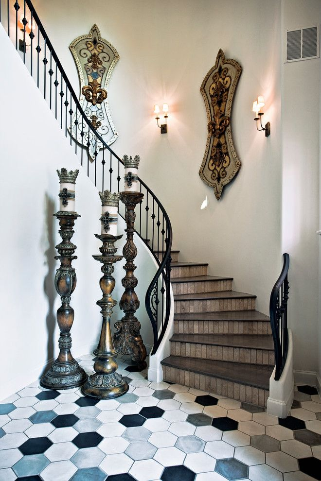Best 14 Best Curved Staircase Wall Decor Images On Pinterest This Month