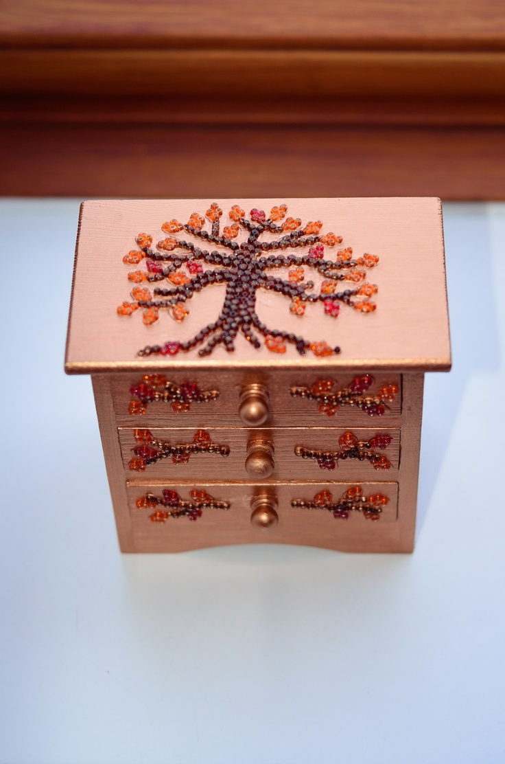 Best 41 Best Wooden Box Decorations Images On Pinterest Box This Month