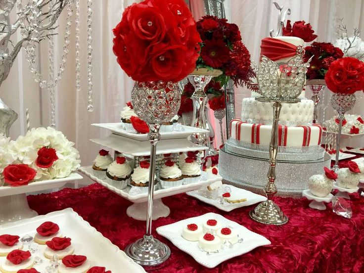 Best Diamonds Roses Quinceañera Party Ideas Girl Birthday This Month