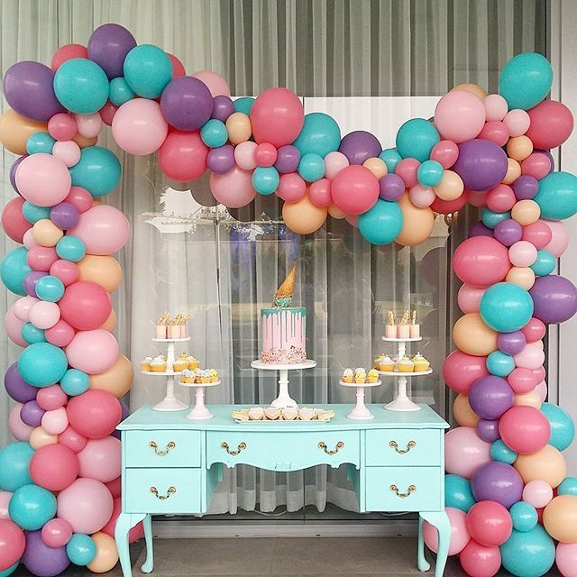 Best 86 Best Balloon Arch Ideas Images On Pinterest Arch This Month