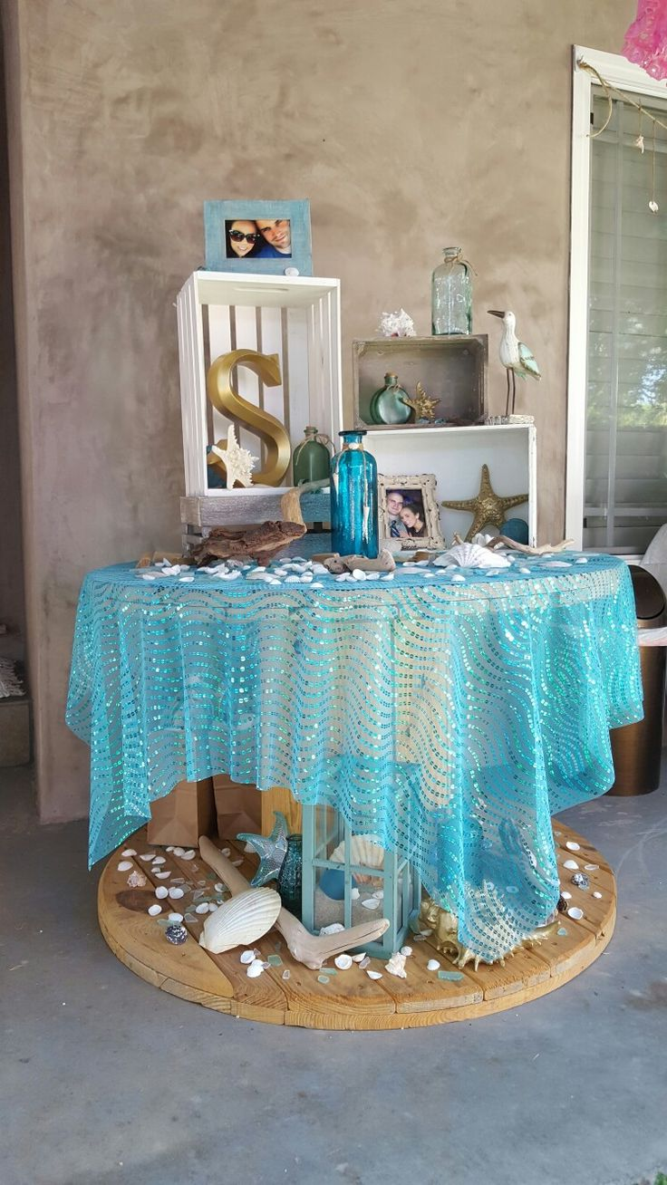 Best 25 Beach Bridal Showers Ideas On Pinterest Beach This Month