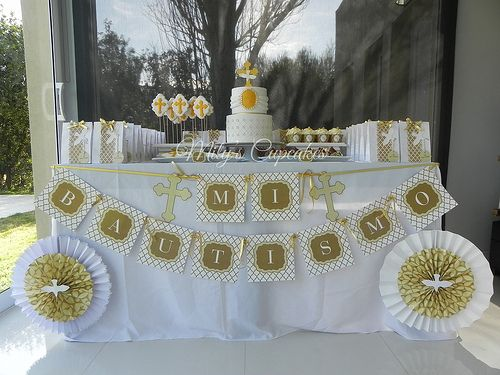 Best 25 Baptism Dessert Table Ideas On Pinterest Candy This Month