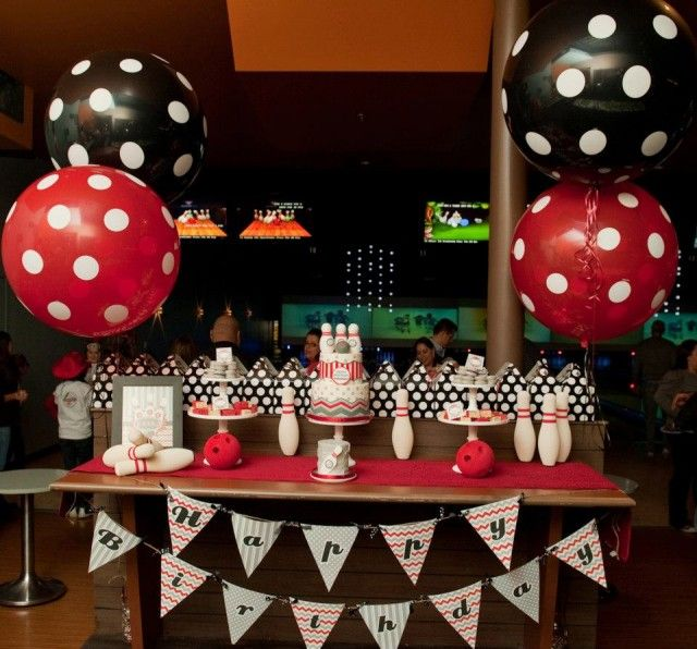 Best 33 Best Bowling Party Ideas Images On Pinterest Bowling This Month
