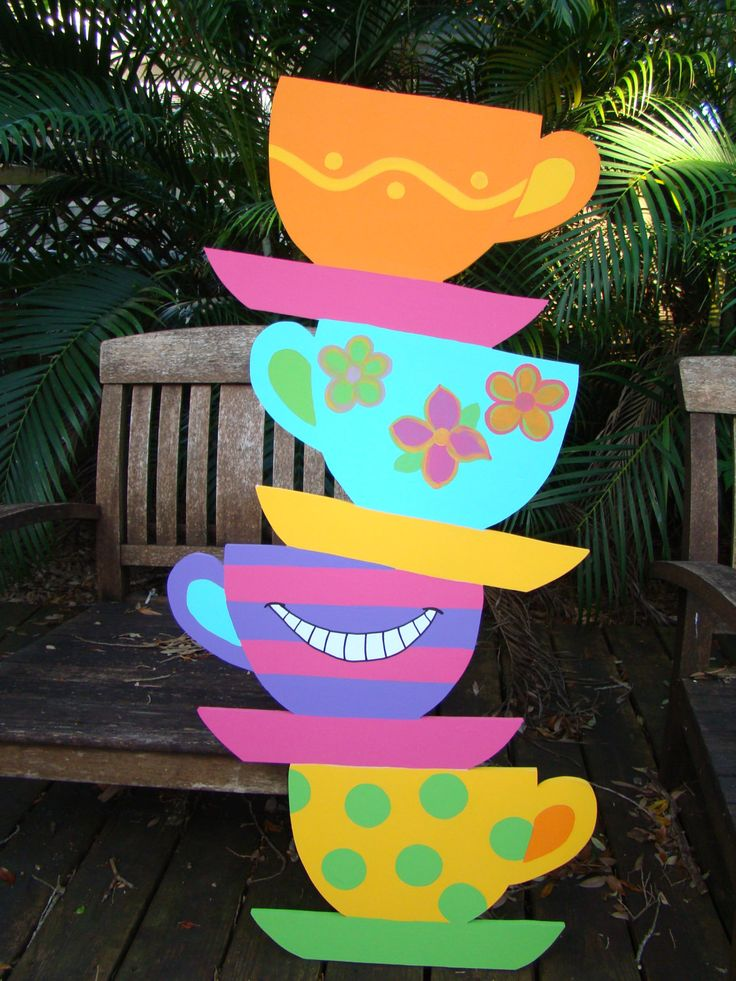 Best Oversized Tea Cups Alice In Wonderland Event By This Month