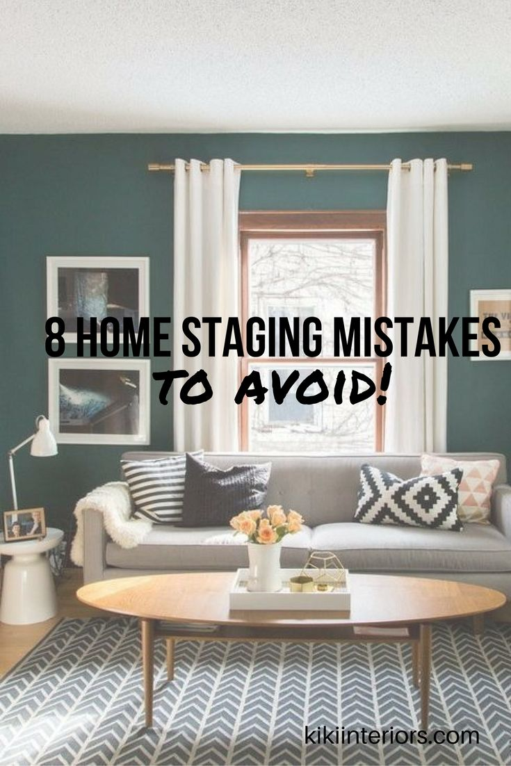 Best Do Not Try This At Home 8 Biggest Home Staging Mistakes This Month