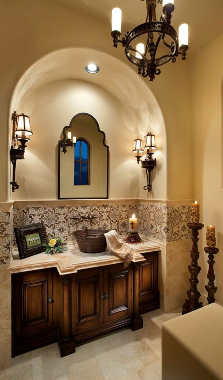 Best 25 Tuscan Bathroom Decor Ideas On Pinterest This Month