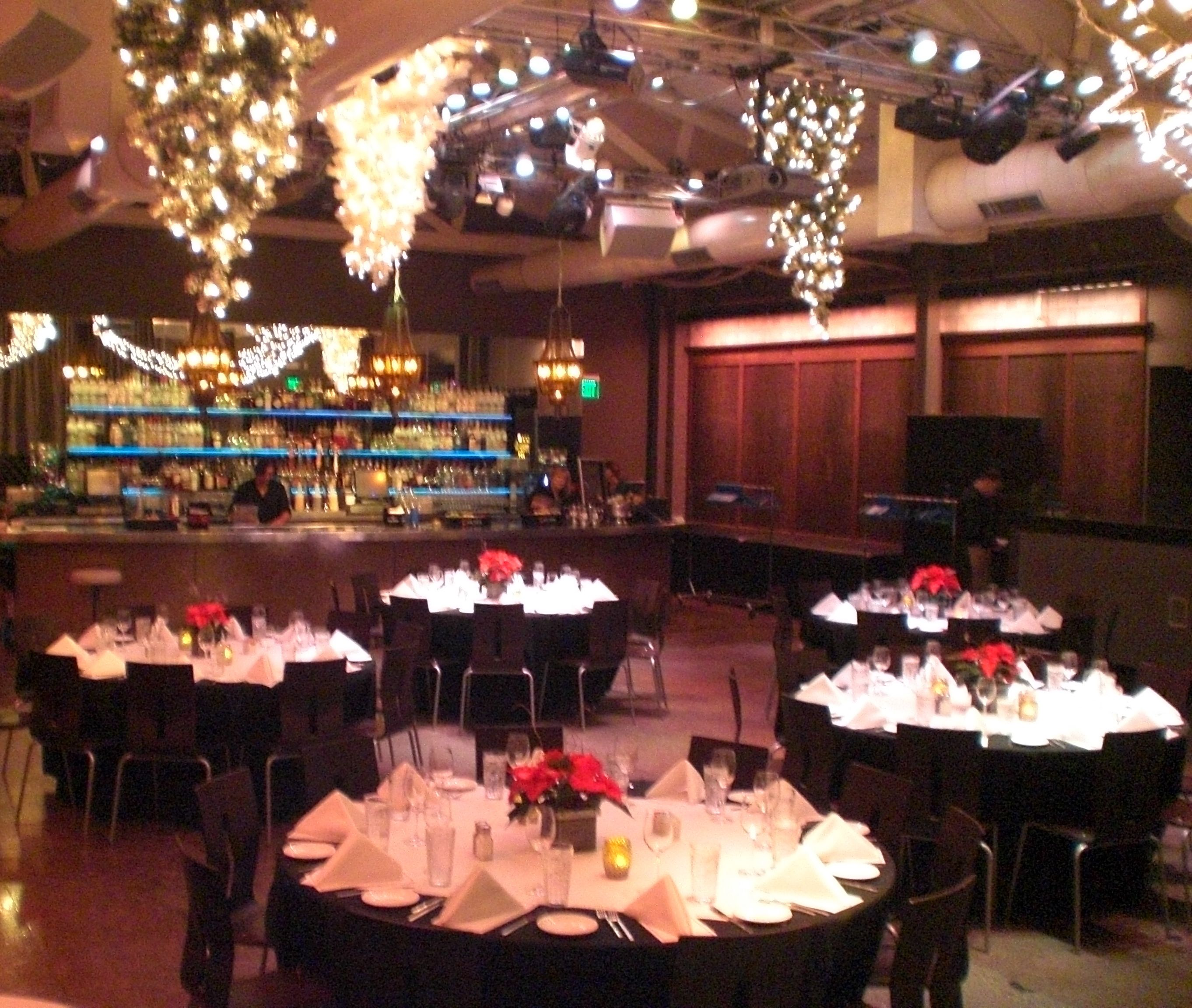 Best Our Banquet Hall Decorated For Christmas Our Style In This Month