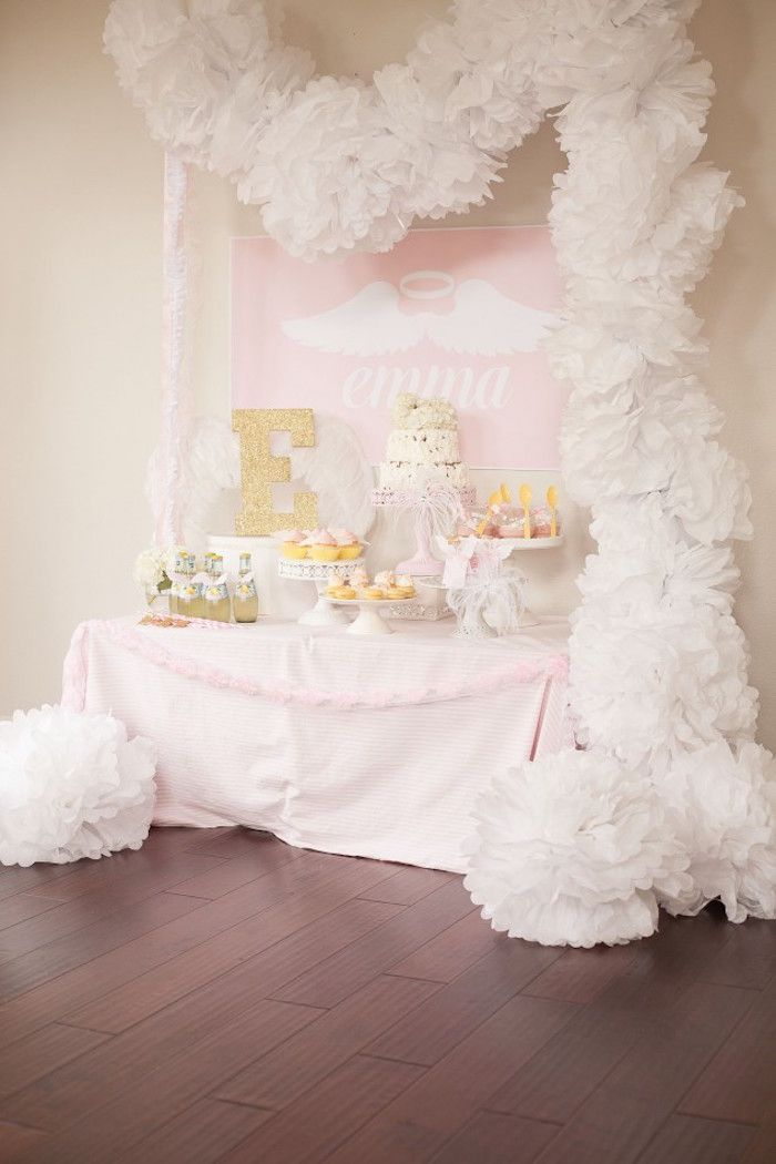 Best Little Angel 1St Birthday Party Planning Ideas This Month