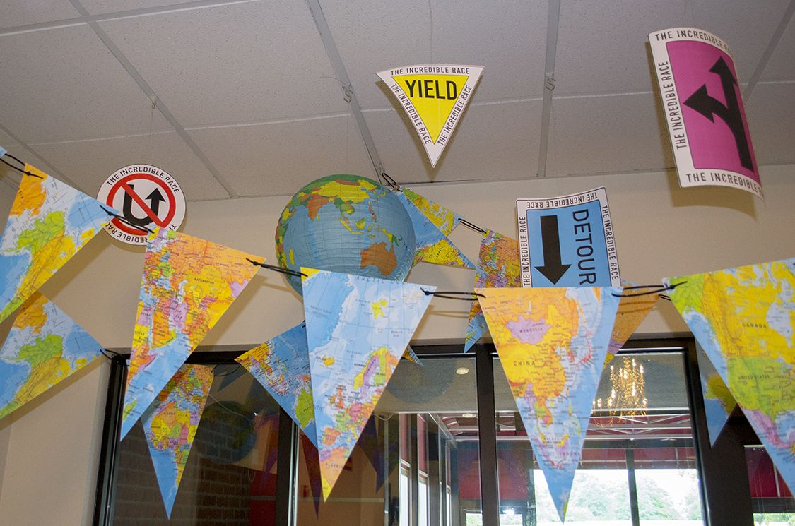 Best Vbs Hallway Decoration Ideas For Theincrediblerace This Month