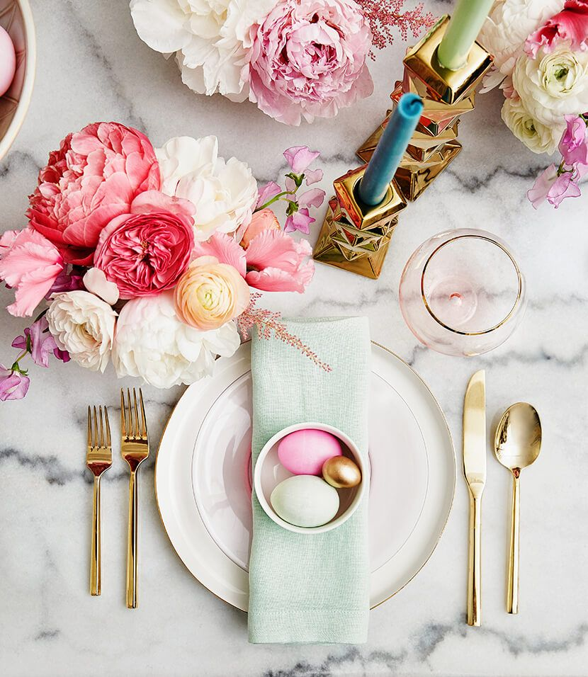 Best My Pastel Easter Brunch Shop The Look Easter Ideas This Month