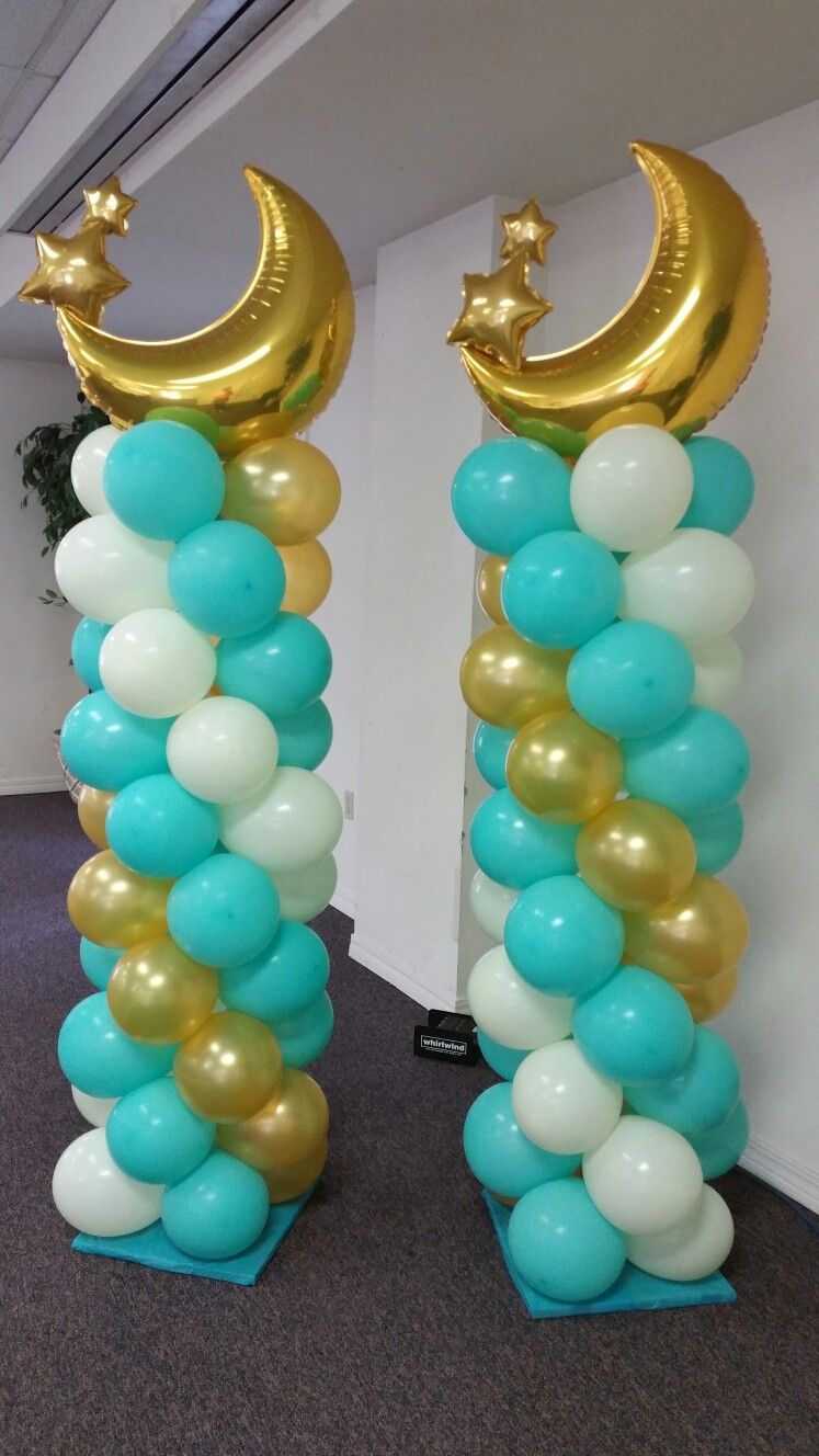 Best Twinkle Twinkle Little Star Balloon Columns By Ebcballoons This Month
