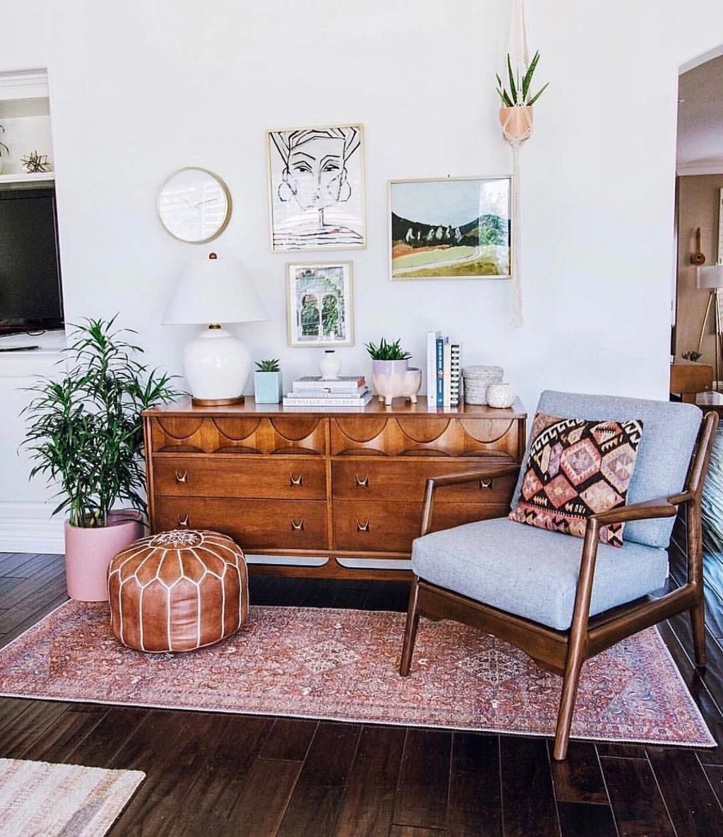 Best 43 Elegant Bohemian Style Living Room Decoration Ideas This Month