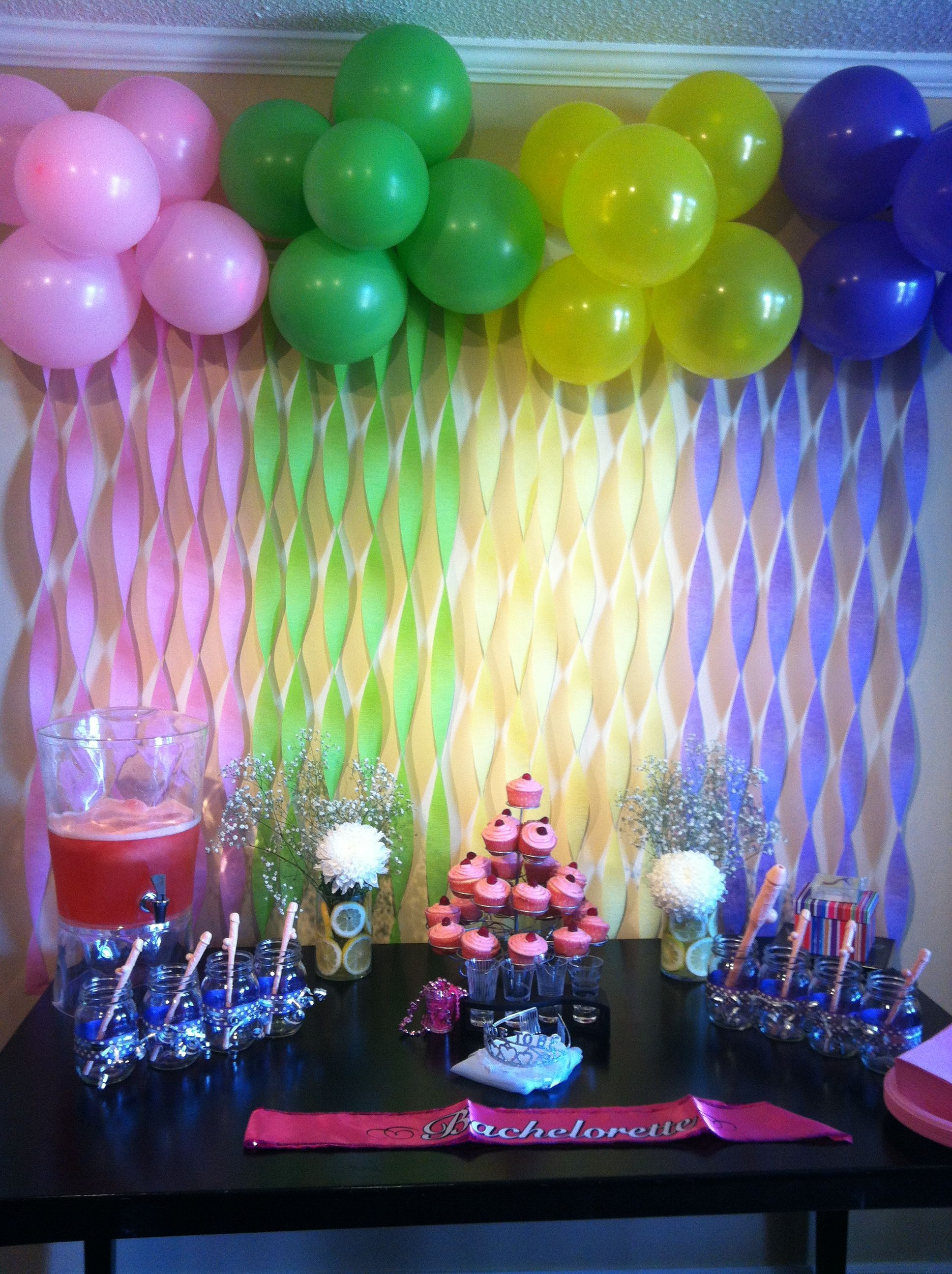 Best 23 Balloon Decorations Grad Homemade Party Decorations This Month