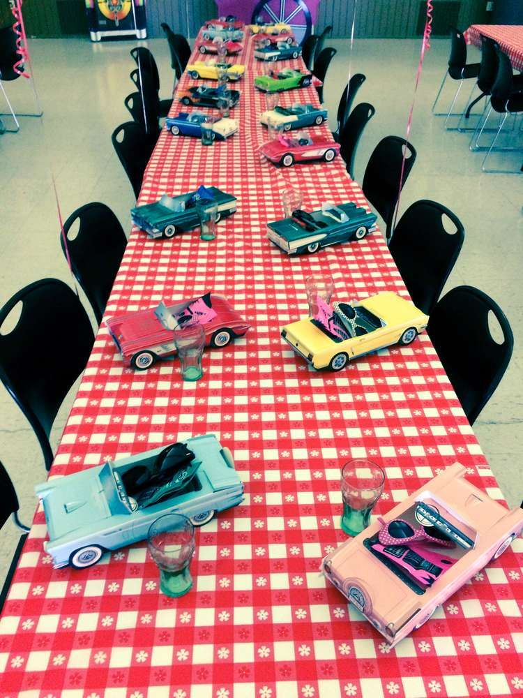 Best 50 S Diner Soda Shop Retro Birthday Party Birthday Party This Month