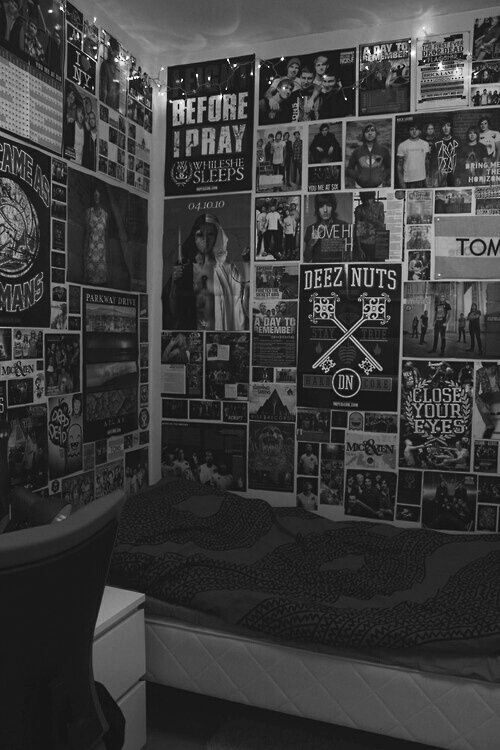 Best Alternative Room Home Emo Bedroom Grunge Room This Month