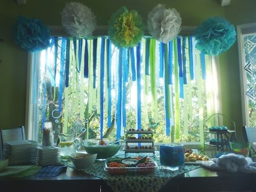 Best Sea Life Baby Shower For Girl Under The Sea Theme Baby This Month