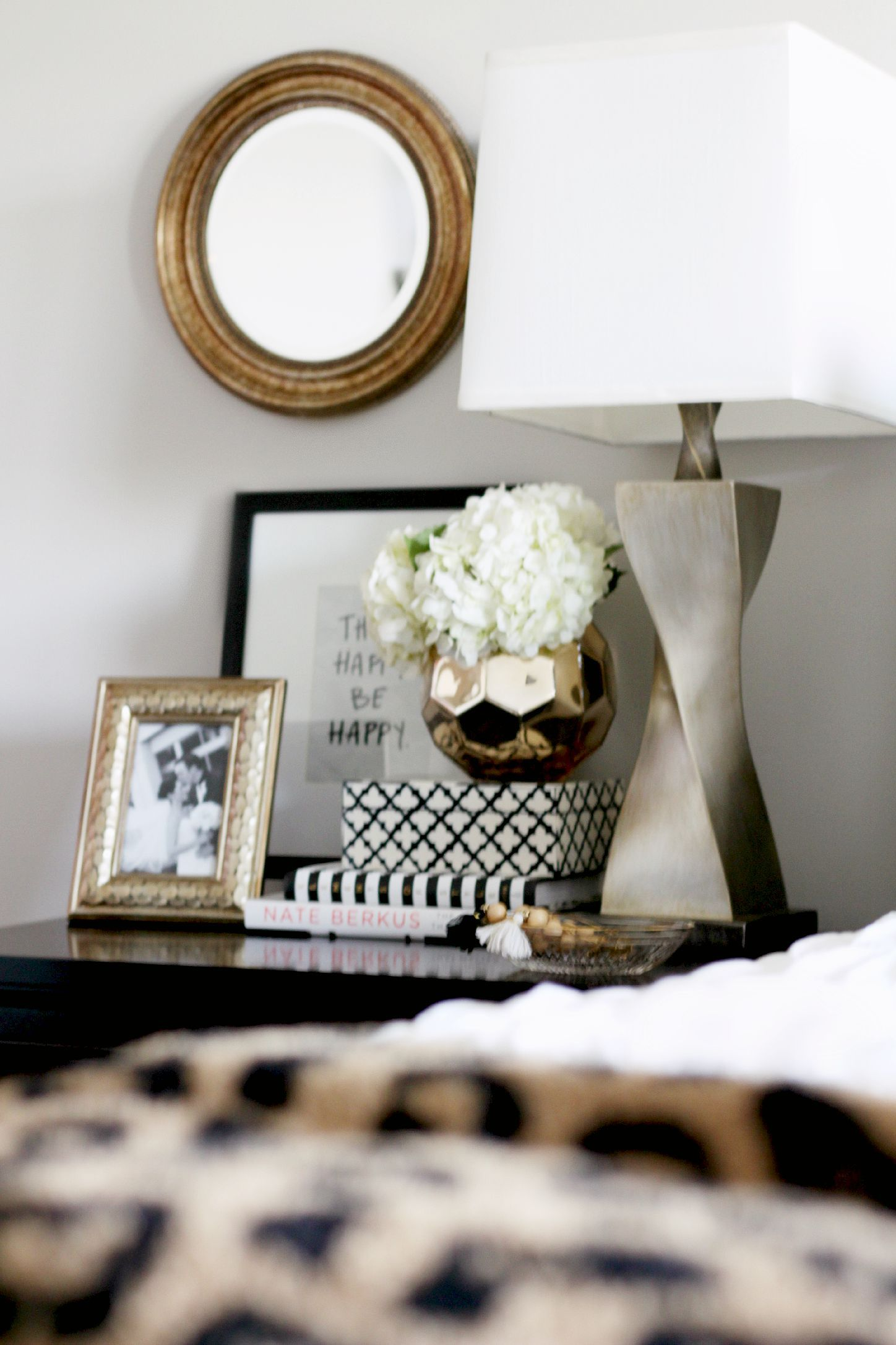 Best How To Style A Nightstand Interior Styling Tips This Month