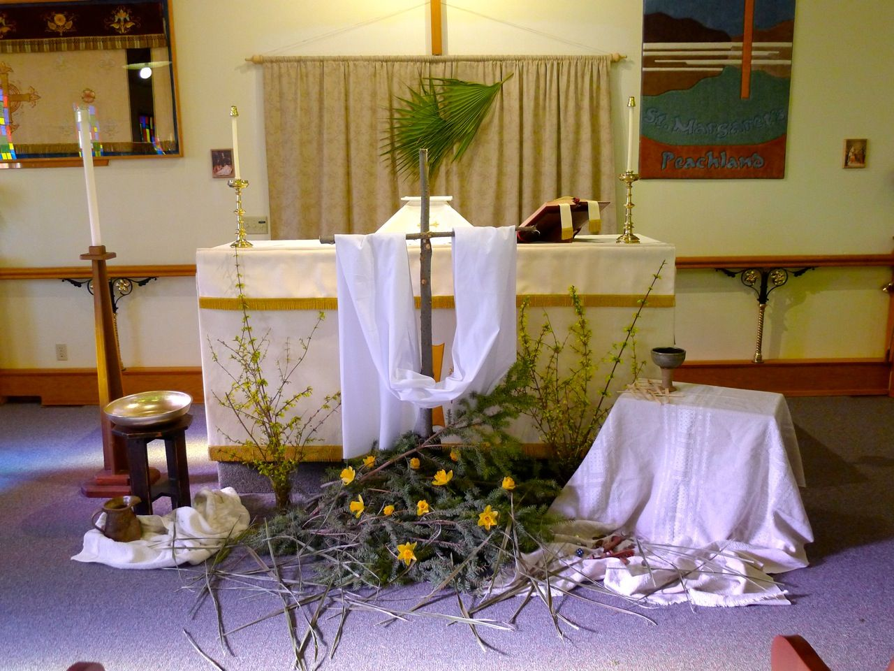 Best Church Decorations For Sanctuary Frank Warburton The This Month