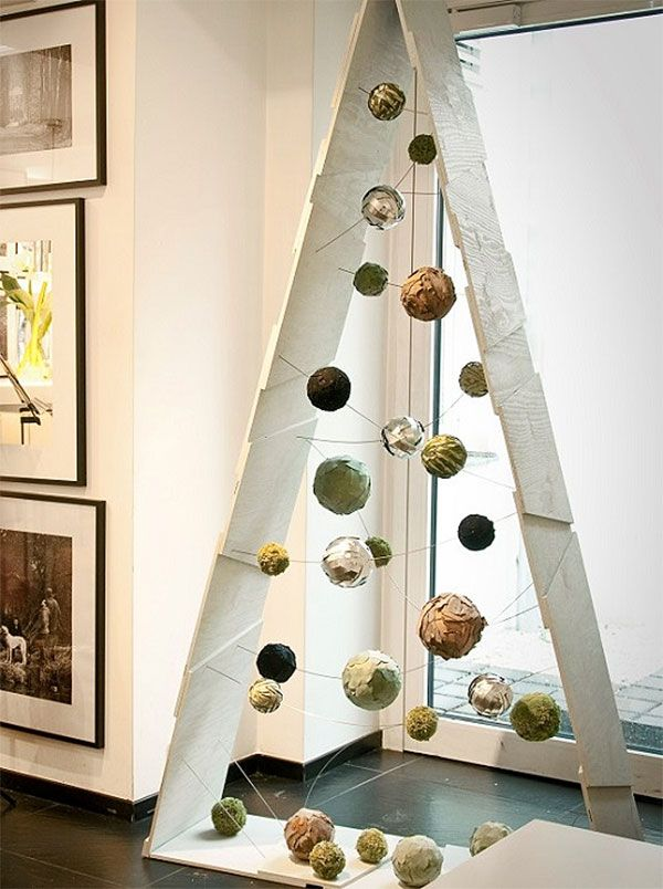 Best 40 Unique Christmas Tree Alternatives Christmas This Month