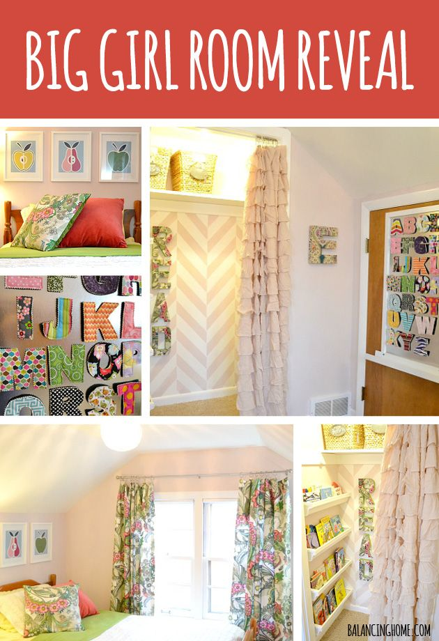 Best 24 Diy Tutorials And Tips Plum S Big Girl Room Girl This Month