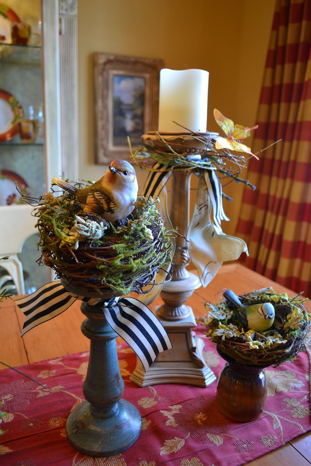 Best Kristen S Creations Birds And Butterflies Tuscan Decor This Month