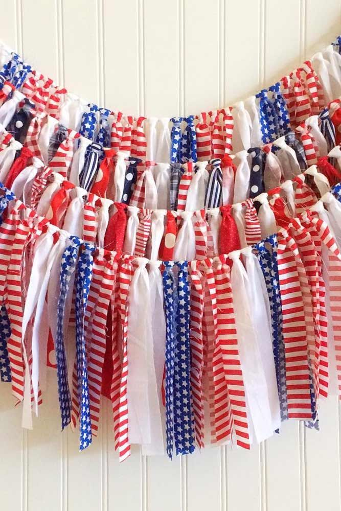 Best 54 Creative Ideas For The 4Th Of July Decorations This Month