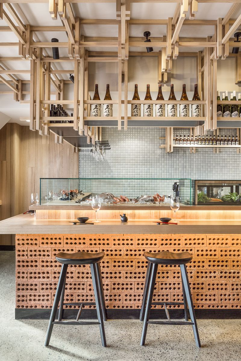 Best Japanese Restaurant Design Eatery En 2019 Barras Para This Month