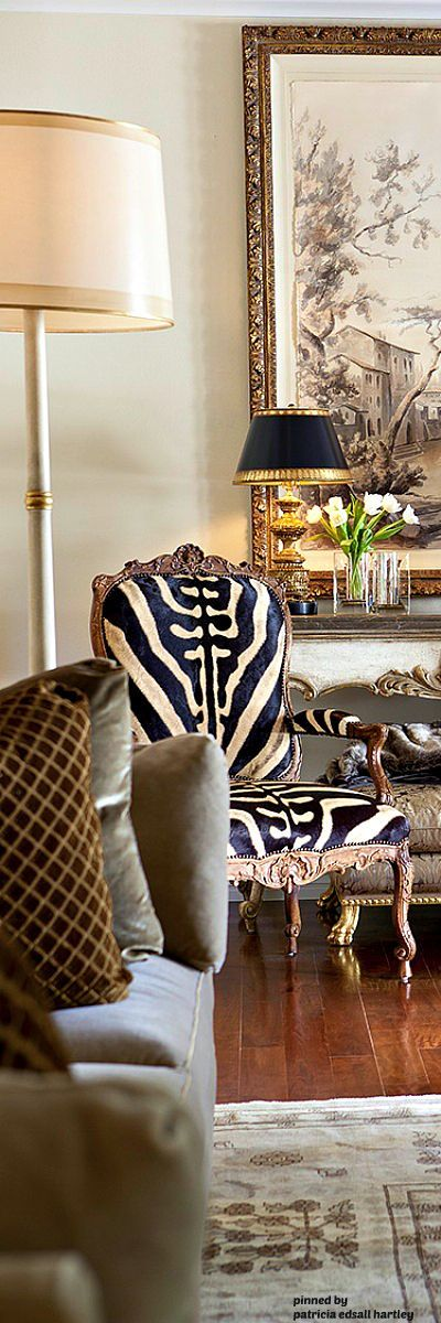 Best Ebanista Zebra Decorating Ideas For The Home Home This Month