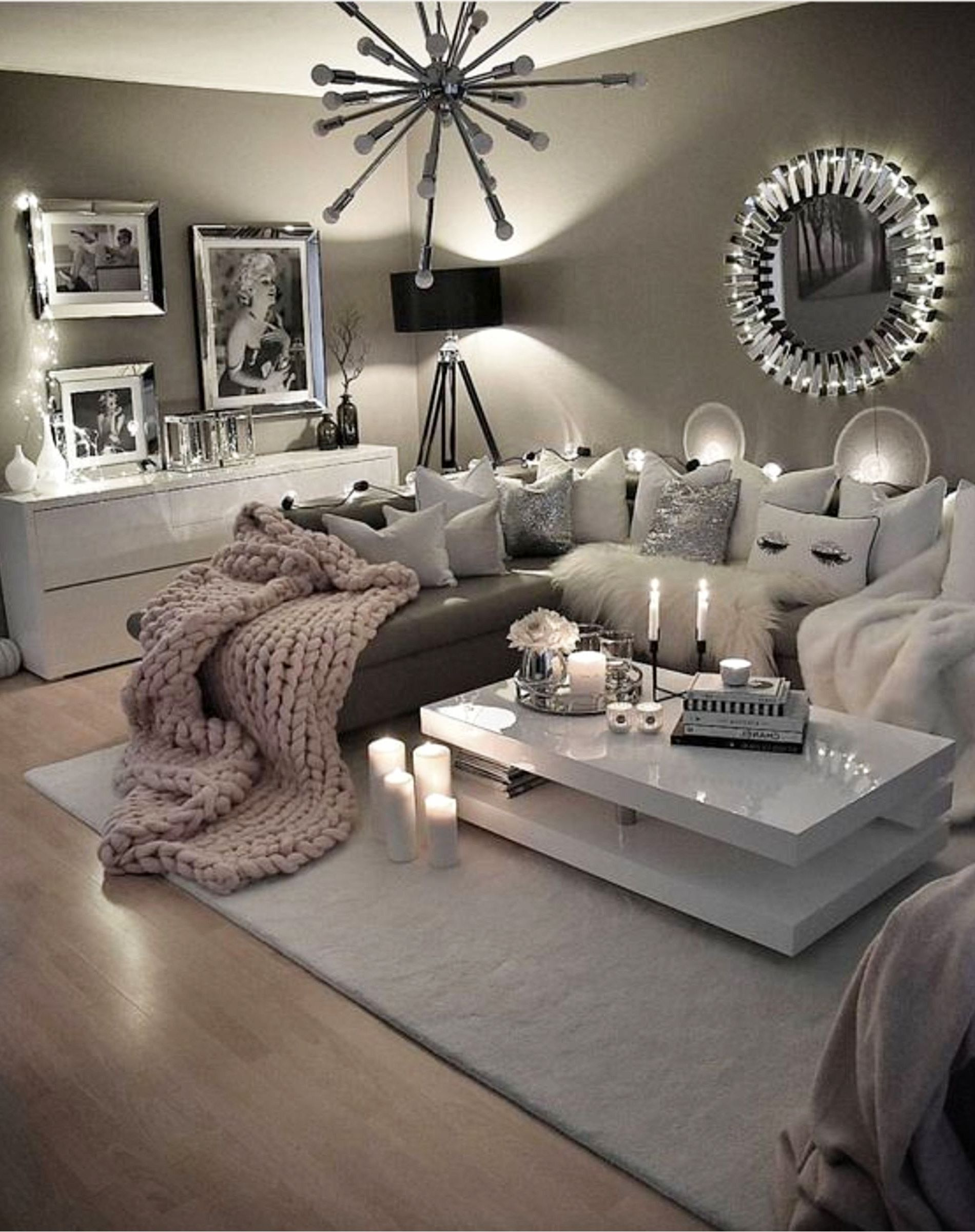Best Neutral Living Room Ideas Earthy Gray Living Rooms To This Month