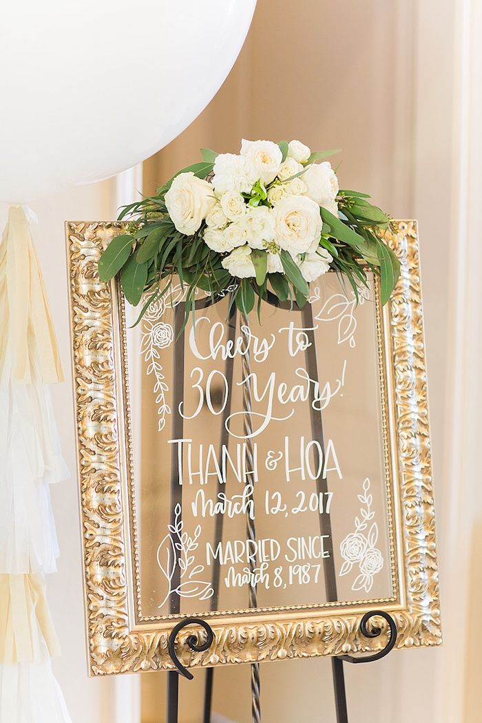 Best Elegant Spring Anniversary Party Anniversary Party Ideas This Month