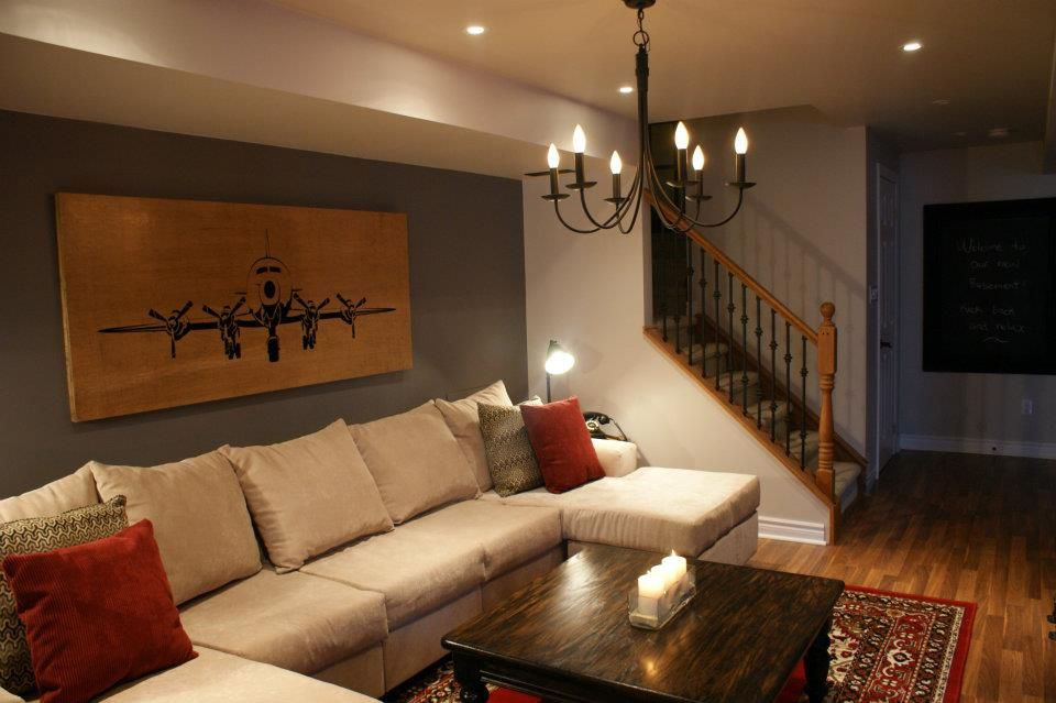 Best Simple Tips For Decorating On A Budget Basement Reno This Month
