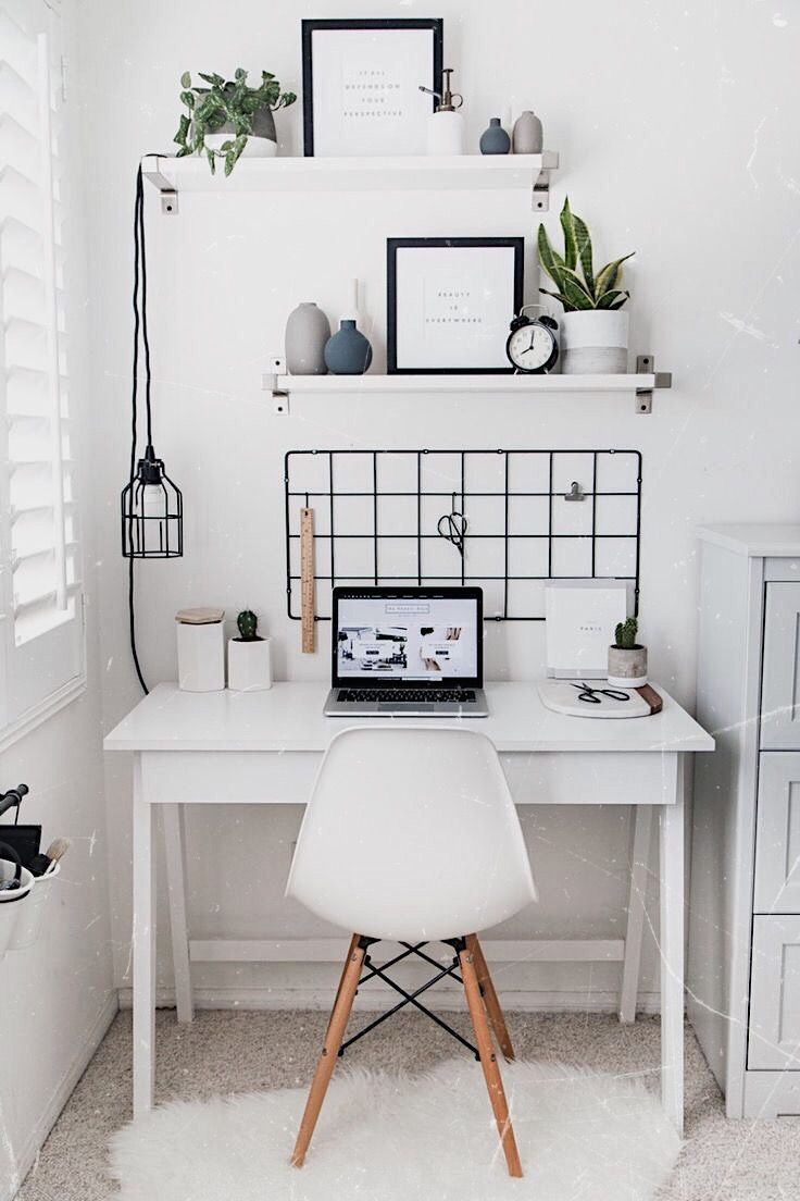 Best Minimal Desk M I N I M A L H O M E Room Decor Bedroom This Month