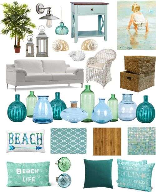 Best Secret Designer Tips On How To Decorate Coastal Style On A This Month