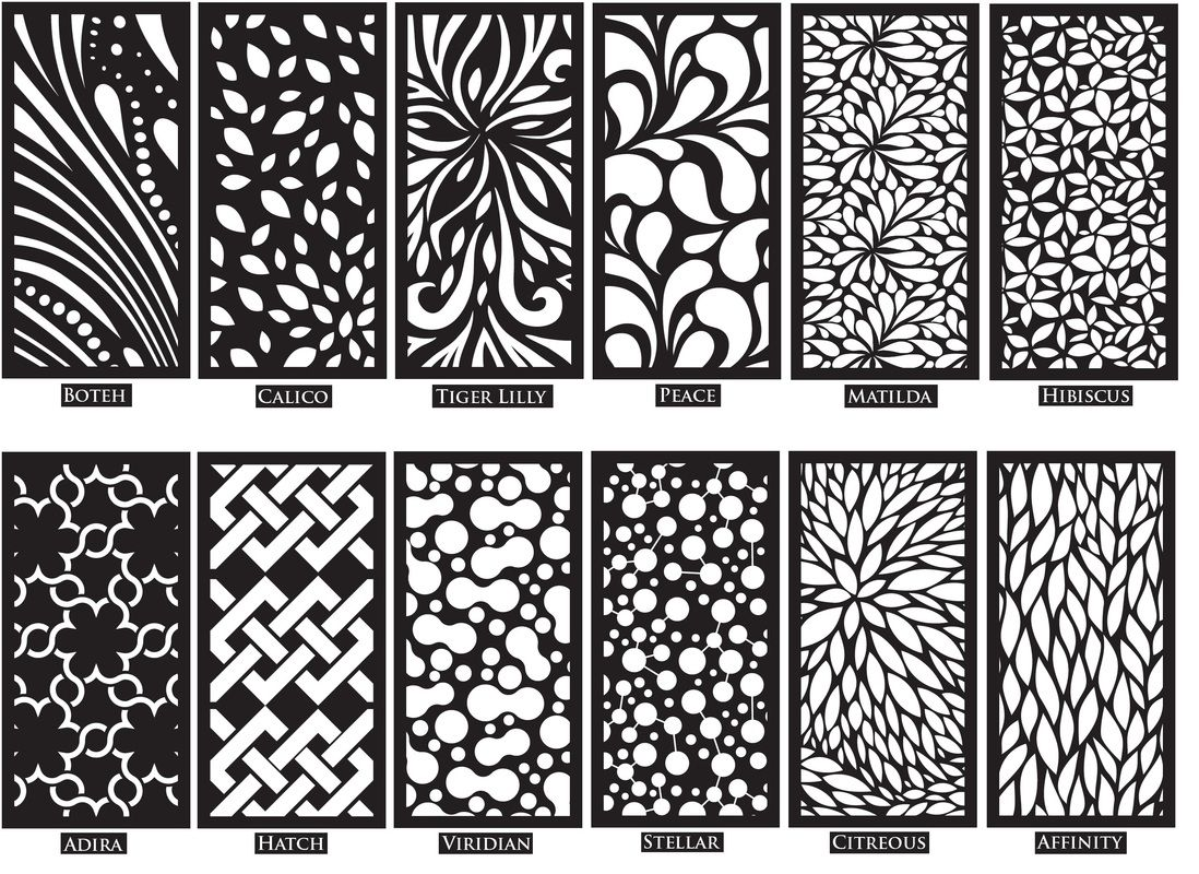 Best Garden Screens Decorative Screens Cnc Robotic Routing This Month