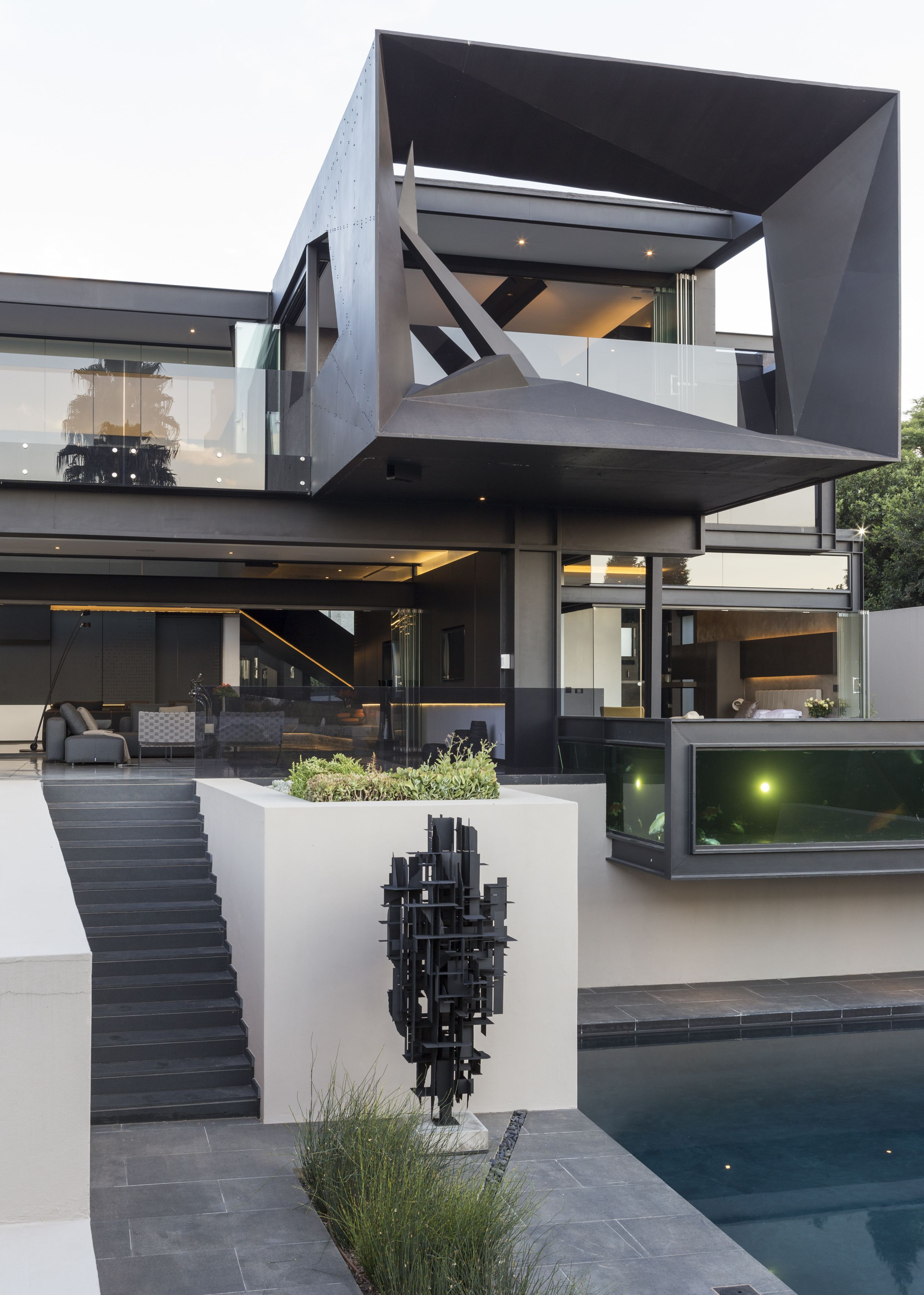 Best Houses In The World Amazing Kloof Road House This Month