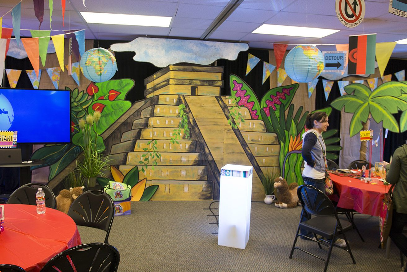 Best Decoration Ideas For Theincrediblerace Vbs2019 This Month