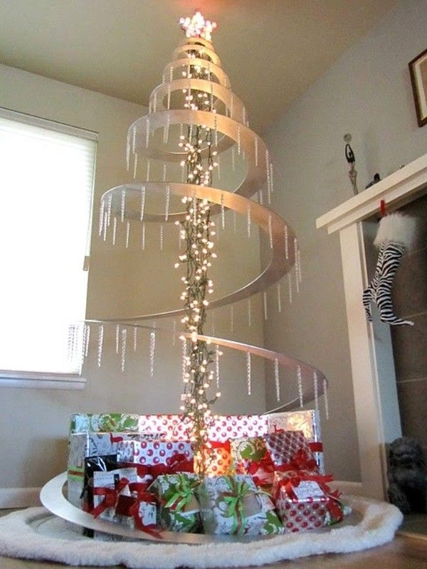 Best 22 Contemporary Christmas Tree Decorating Ideas 2018 This Month